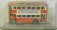 CORGI 1/76 43903 LEYLAND UTILITY BUS LONDON TRANSPORT 10 WOODFORD BRIDGE
