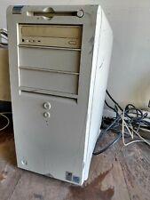 Vintage Dell Optiplex Gx110 Pentium 1.0 Ghz Desktop Computer