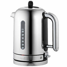 Dualit Classic Kettle 1.7L Polished with Whisper Boil DU72795