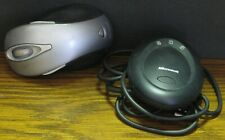 Microsoft Wireless Laser Mouse 5000 and Receiver - Quiet Wheel