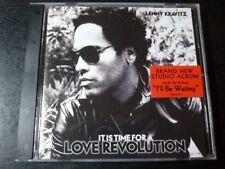 "CD ""It´s time for a love revolution"" von Lenny Kravitz / 51.299"