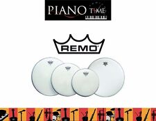 """Remo Drum Head Pack - Emperor Coated Fusion 10"""", 12"""", 14"""" + 14"""" Amb (PP-1020-BE)"""