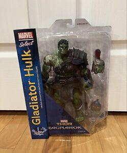 Diamond Select GLADIATOR HULK Figure Thor Ragnarok Legends New Sealed