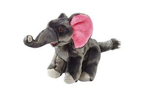 Edsel Elephant Plush Dog Toy - Fluff & Tuff soft durable dog toy double stitched