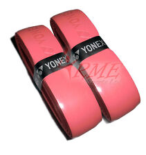 Yonex Tennis, Squash, Badminton Red Racket Grip / Grap (2 Grips Included)