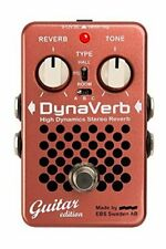 EBS DynaVerb Guitar edition Effects Pedal
