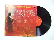 James Last – Hammond à Gogo-Disco Vinile 33 Giri LP Album ITALIA 1969 Pop Latin