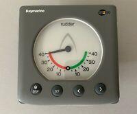 Raymarine ST290 Graphic SeaTalk 2 ST2 Instrument Data Display E22062 Great Cond!