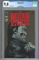 Negan Lives! 1 CGC 9.8 1st First Print Edition Kirkman Adlard Cover Walking Dead