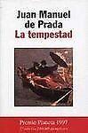 La Tempestad (Coleccion Autores Espanoles E Hispan