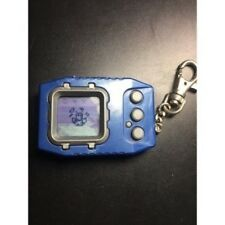 Rare 1999 Bandai Digimon Digivice Pendulum 2.0 Deep Saver Grey Works Nice