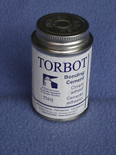 Torbot Liquid Skin TT410 Bonding Cement Ostomy Adhesive 4 oz Container - New!!!