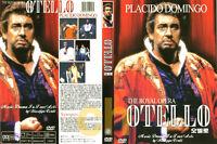 Otello (1986) - Franco Zeffirelli, Placido Domingo, Katia Ricciarelli  DVD NEW