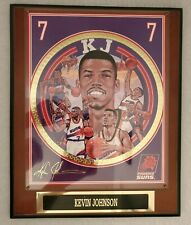 Sports Impression NBA Superstar Collector Plaque Kevin Johnson Phoenix Sun 92 93