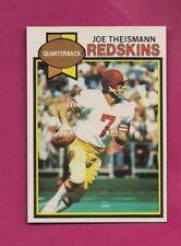 1979 TOPPS # 155 REDSKINS JOE THEISMANN  NRMT-MT (INV# A5013)