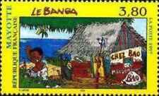 Timbre Mayotte 45 ** année 1997 lot 22520