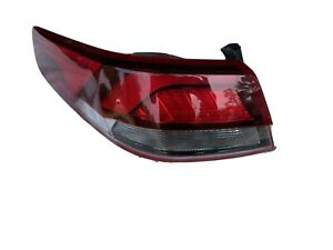 🔥🔥16-19 KIA OPTIMA LED DRIVER LH OUTER TAIL LIGHT LAMP OEM *no Damage*