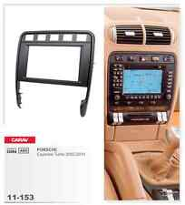CARAV 11-153 double DIN fascia install dash kit for PORSCHE Cayanne Toubo