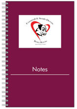 Cornwall and South Devon Boxer Rescue Note Pad (+ free charity pen)