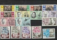 Germany DDR mounted mint Stamps Ref 14789