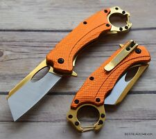 6.75 INCH MTECH TACTICAL SPRING ASSISTED KNIFE WITH POCKET CLIP