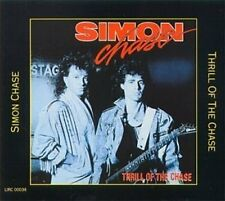 Simon Chase-Thrill of the Chase Rare Canada AOR CD