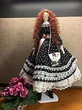 Tilda doll. Handmade. Interior. Home Decor. Cloth Doll.