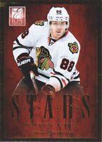 2011-12 Elite Hockey Stars #6 Patrick Kane Chicago Blackhawks