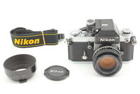 [Near MINT] Nikon F2 Photomic SLR Film Camera + Ai Nikkor 50mm f1.4  From JAPAN