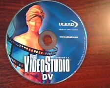 CD Ulead VideoStudio DV Version 5.0 Creative Intelligence