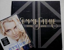 "BRITNEY SPEARS * FEMME FATALE * LIMITED FAN EDITION ALBUM, 7"" & TOUR DVD * BN&M!"