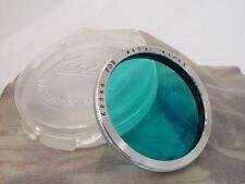 For Rolleiflex 2.8F, Planar / Xenotar Bay 3 Cameras, Kenko Blue Filter