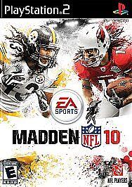Madden NFL 10 (Sony PlayStation 2, 2009)