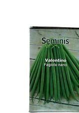 FAGIOLINO  NANO VALENTINO ADATTO A SEMINE ESTIVE  SEME BIANCO KG   0.5