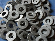 8mm BLACK RUBBER SEALING WASHERS TO SUIT M8 SCREWS NEW PACK x 10 FREE UK POST