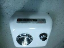 Vintage American Porcelain Dryer  Hand Dryer White Model DR 29  115 Volt 20 AMP