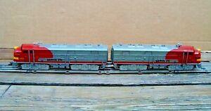 Vintage Marx Santa Fe Locomotives #1095