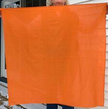 Orange Safety Bandana Scarf Shemagh Kerchief Neckerchief Handkerchief PPE
