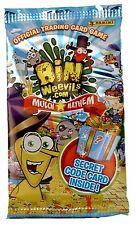 Bin Weevils Toys Binweevils Cards Bin Weevil trading cards 6 cards & secret code
