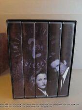 X FILES INTEGRALE SAISON 2 EDITION LIMITEE 5 VHS