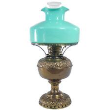 Signed Miller Juno Oil Lamp - 100% Complete