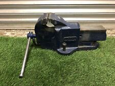 "Record No 23 QUICK RELEASE HEAVY DUTY BENCH VICE 4 1/2"" ENGINEERS / FITTERS"