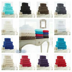 Super Soft Egyptian Cotton Hand Towel, Bath Towe And Bath Sheets 500Gsm