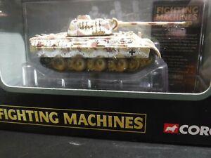 Corgi Fighting Machines Panzer V Panther VE-Day 60th Anniversary CS90408
