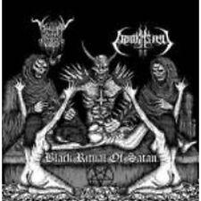 BLACK ANGEL/ADOKHSINY - BLACK RITUAL OF SATAN - SPLIT CD - DEATH METAL