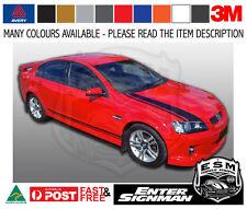 VE HOLDEN Sedan GTS Style Stripes SV6 SS 3M-50