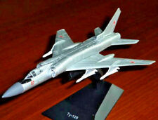 1:179 Tupolev Tu-128 Soviet Airplane Die Cast model 19 DeAgostini