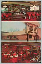 Detroit Michigan~Kavans Colony East Bar & Grille~Standard Chrome Postcard