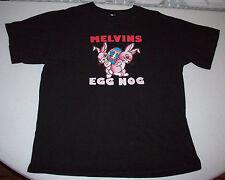 The Melvins vintage Egg Nog easter bunny bunnies concert t-shirt size Large