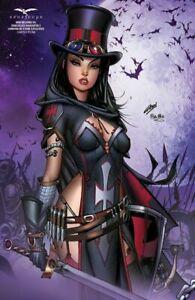 Van Helsing vs. Dracula's Daughter #2 London In Store Exclusive Grimm Fairy Tale